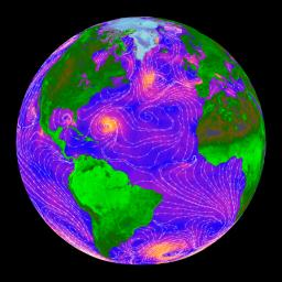 Ocean Surface Winds