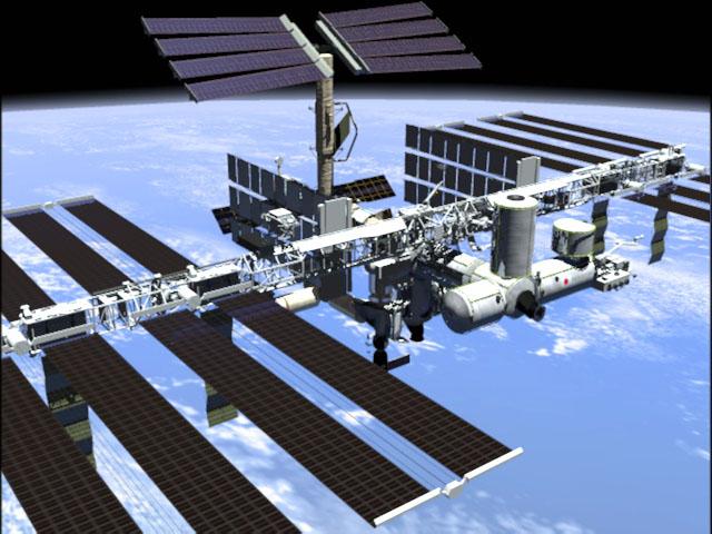 Chinesische Weltraumstation